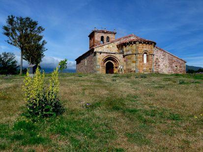Santa María la Real.Villacantid.