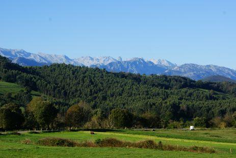 panoramica desde Serdio