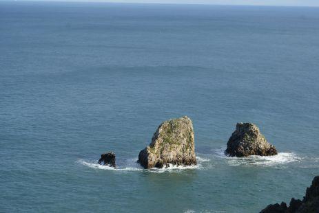 dos islotes