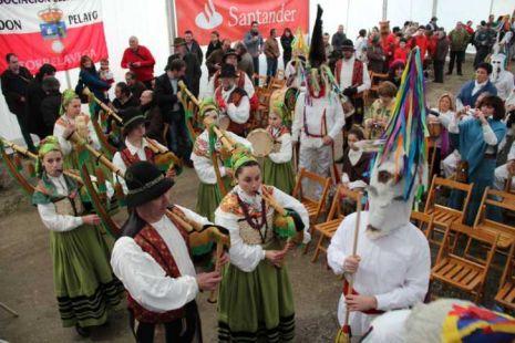 Carnaval de Piasca 2012