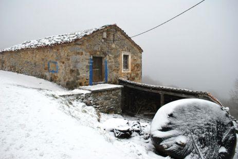 Cabaña en Alisas