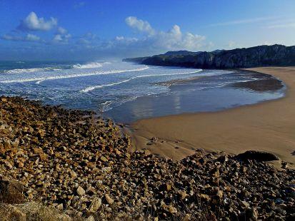 Playa de Usgo