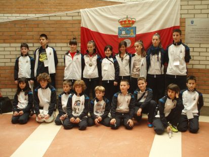 El Karate más joven