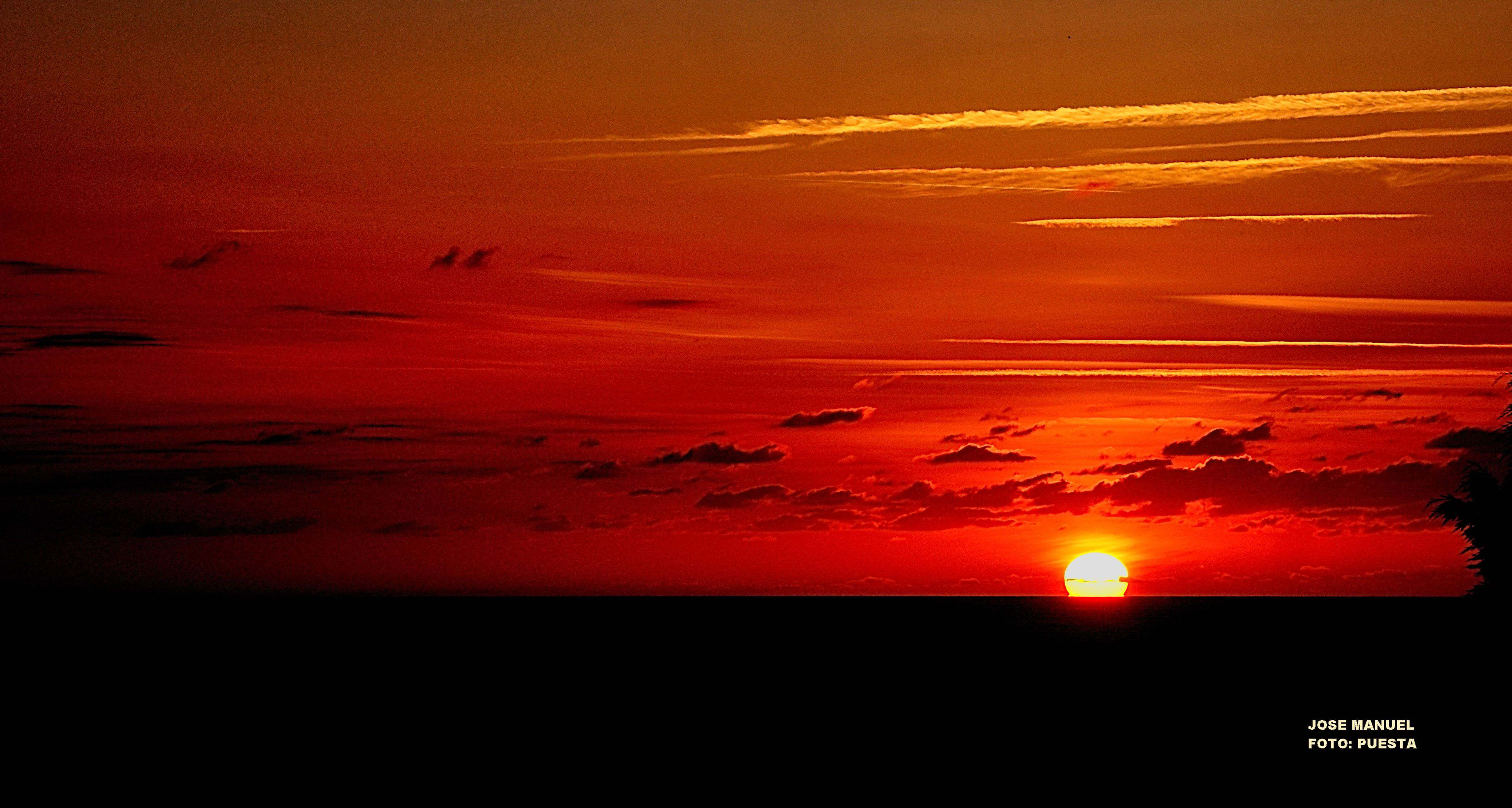 Puesta de sol fotos de amaneceres y atardeceres for Puesta de sol