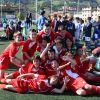 El C.F. Basander se proclamó vencedor en el Torneo de Primavera de Iraurgi Cup