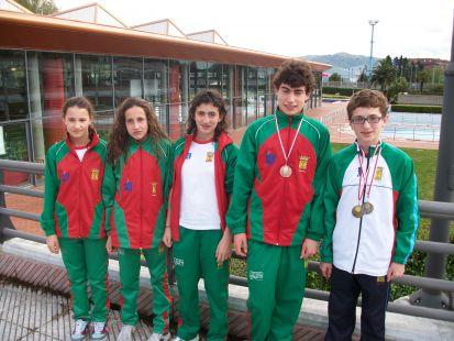 Nadadores Alevines torrelaveguense