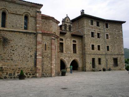 Monasterio de Santo Toribio.