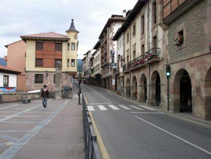 Potes (Calle la Serna).