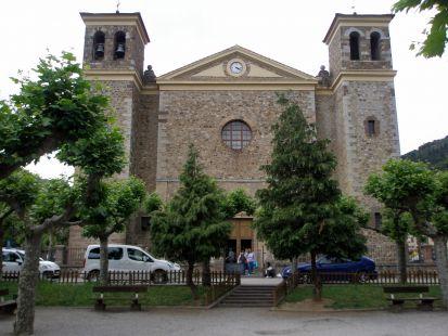 Iglesia de Potes.