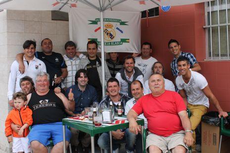 Reunión PEÑA MADRIDISTA ALBERICIA BLANCA