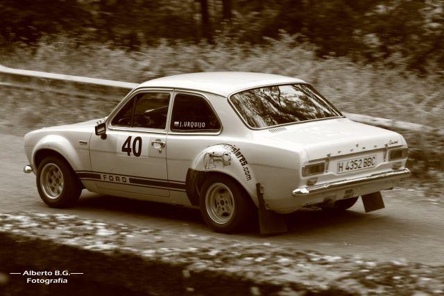 Rallye Cantabria 09/06/2012