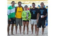 Campeones Voley Playa Suances
