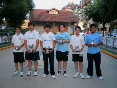 XVIII Trofeo Ayto. Colindres Categorías Menores