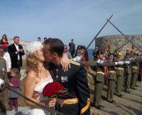 Felicidades Sergio y Natalia