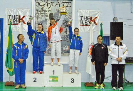XXVII Campeonato de karate Villa Colindres