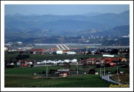 Vista desde Liencres