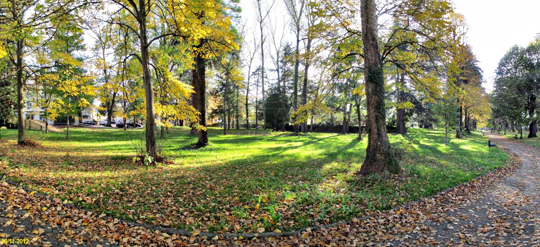 Parque de alceda en ontaneda fotos de parques y jardines for Parques y jardines fotos