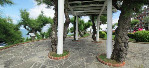 En los jardines de Piquio