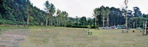 Parque playa de Luaña, entre Cobreces y Trasierra