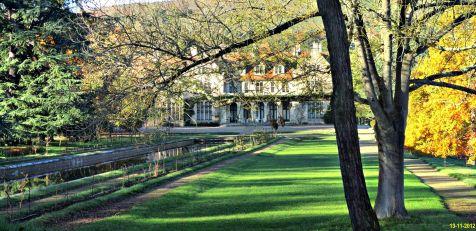 Parque del palacio de los Hornillos