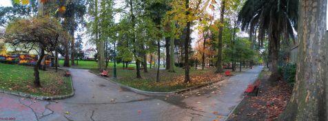 Parque M.Barquin, Torrelavega