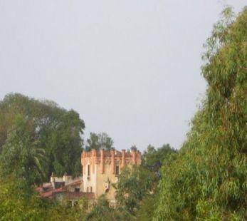 Cobreces, Castillo de los Villegas