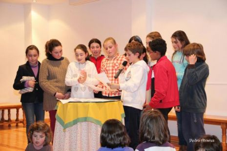 Primer Concurso Escolar de Relatos Beato de Li�bana