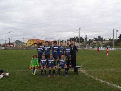 Benjamines Miengo 2012-2013