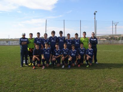 Cadetes Miengo 2012-2013