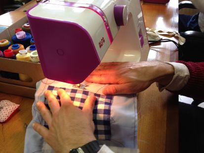 Taller iniciación a la costura