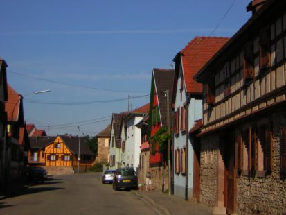 Ergersheim sur Bruche