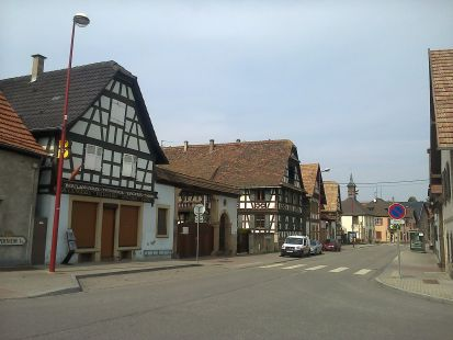 Mundolsheim, Alsacia