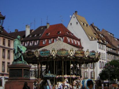 Place Gutemberg, Estrasburgo
