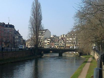 Quai Kleber, Estrasburgo