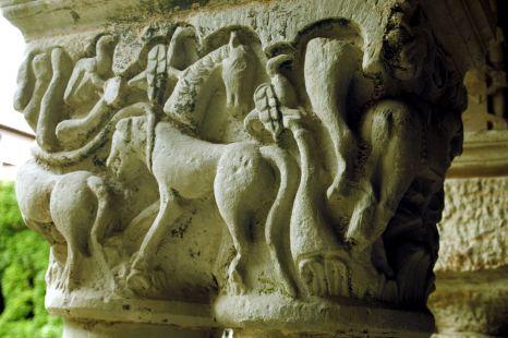 Capitel romanico