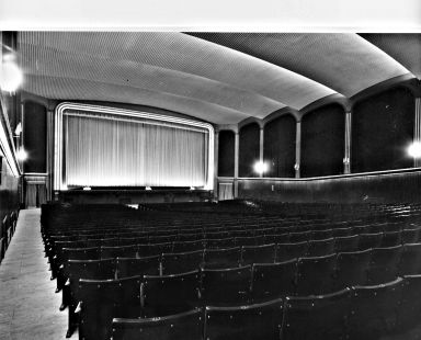 Cine Concha Espina,Torrelavega. Antaño