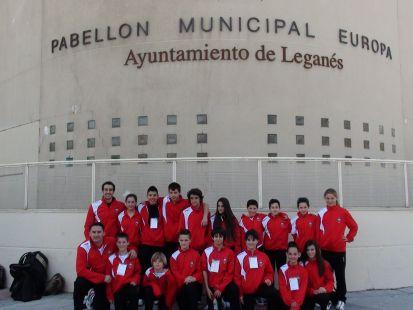 XXXV Campeonato de España Infantil de Karate 2013