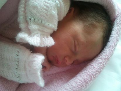 Nacimiento de Irene