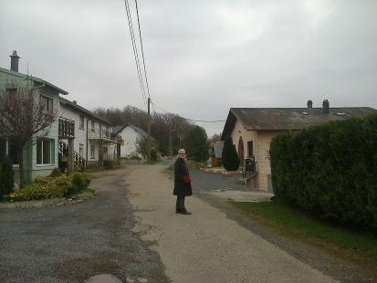 Paula en visita au Hellert