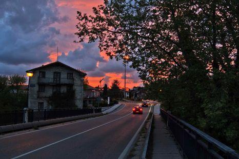 Carretera de Suances