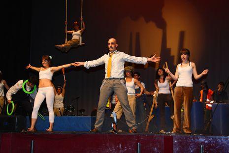 Escuela de circo, La F-actoria