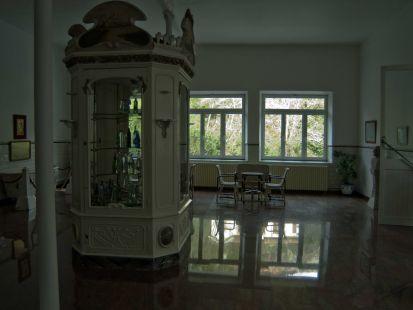 Interior balneario