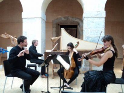 Concierto de música clásica en Villapresente