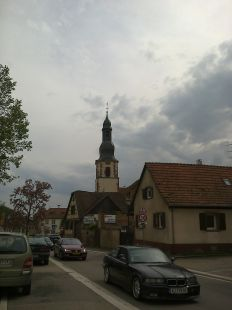 Ergersheim, Alsacia