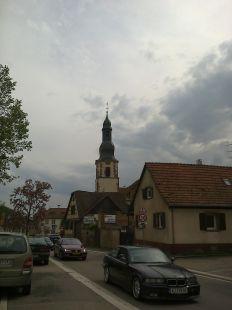 Ergersheim, Alsacia
