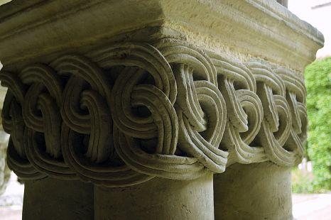 Capitel de Santillana