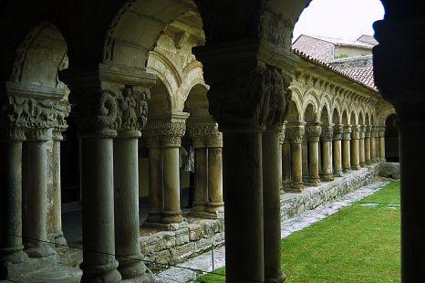 Interior claustro