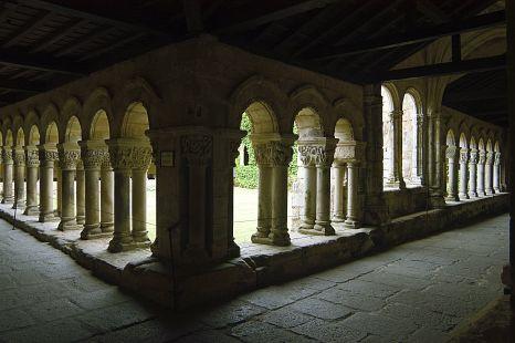 Claustro de Santillana