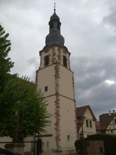 Iglesia de Ergersheim