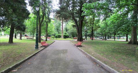 Parque Manuel Barquín, Torrelavega